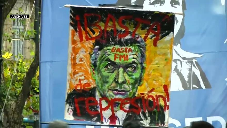 Le FMI prête 50 milliards de dollars à l'Argentine