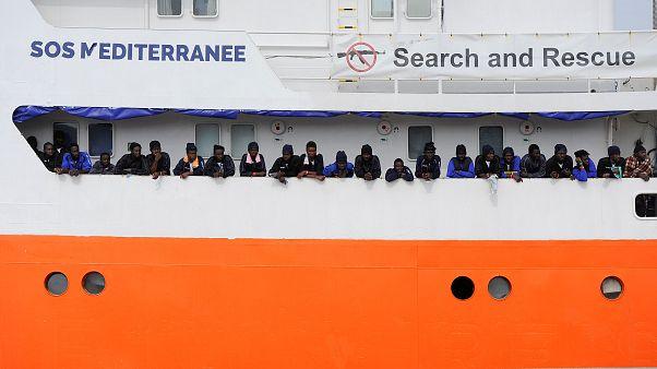 شورای امنیت سران شبکه قاچاق انسان از لیبی را تحریم می کند