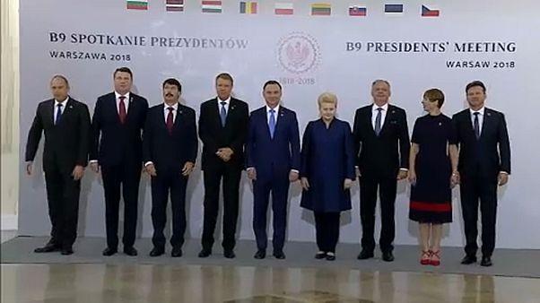 NATO B9: szolidáris reagálás