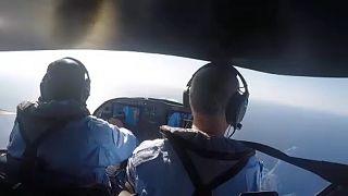 Pilóták is mentenek a Földközi-tengeren