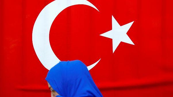 Στις κάλπες οι Τούρκοι της Γερμανίας