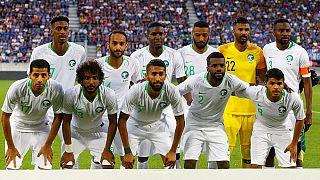 Equipe nationale d'Arabie Saoudite