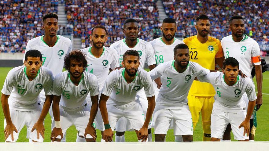 Mundial de Rusia: cómo seguir a Arabia Saudí