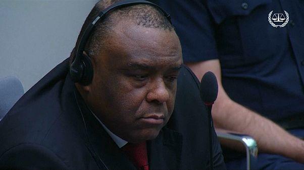 La CPI absuelve al señor de la guerra congoleño Jean-Pierre Bemba
