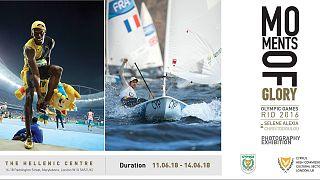 «Moments of Glory: Olympic Games Rio 2016» της Σελήνης Αλεξίας Χριστοδούλου