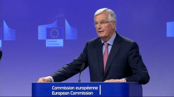 Barnier sends London back to the drawing board