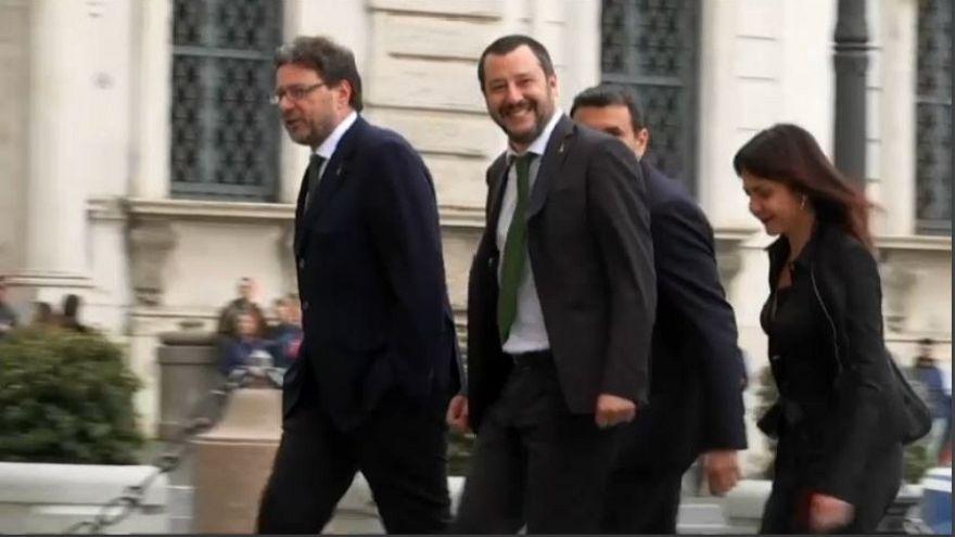 Salvini: Sanzioni alla Russia inutili e NATO difenda il Mediterraneo