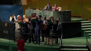 СБ ООН: избраны 5 новых непостоянных членов