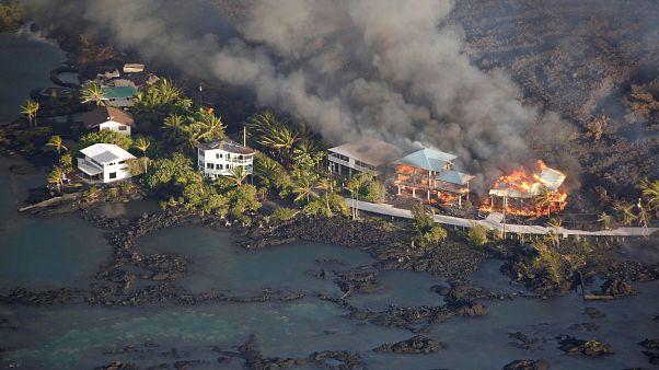 Tovább pusztít a Kilauea