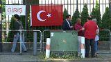 Présidentielle turque : la diaspora a commencé à voter