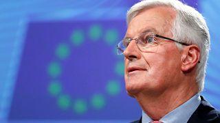 Michel Barnier le négociateur en chef de l'UE pour le Brexit