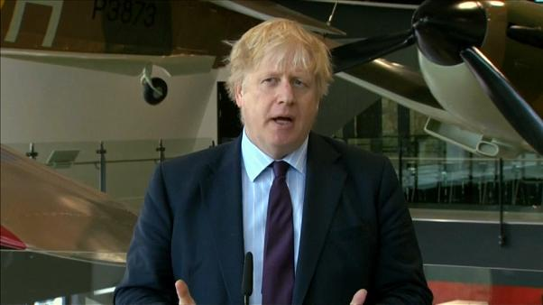 Boris Johnson pronostica en conversaciones filtradas una posible crisis por el 'brexit'