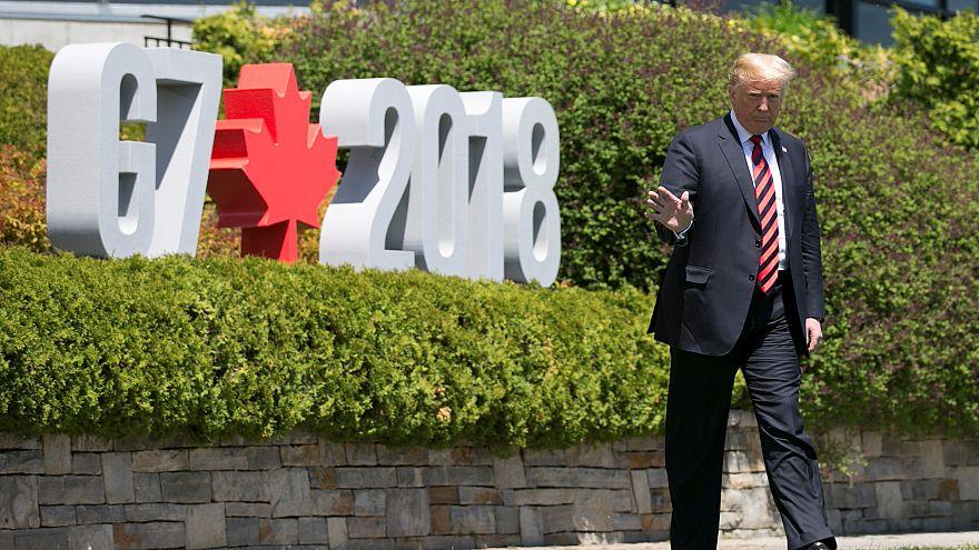 Trump pide el retorno de Rusia al G8