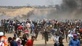 Israeli troops kill 3 Palestinians, injure 600 along Gaza border: medics