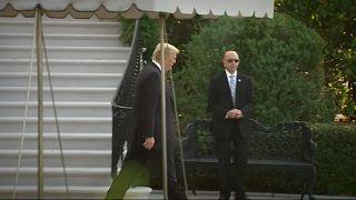 Трамп покидает саммит G7 раньше времени