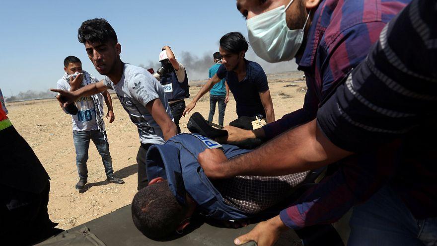 Γάζα: Νέες αιματηρές συγκρούσεις