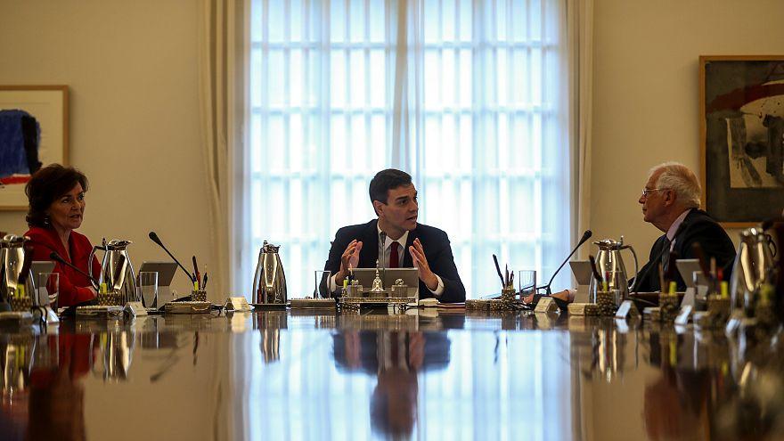 """Pedro Sánchez habla por teléfono con Quim Torra y acuerdan reunirse """"muy pronto"""""""