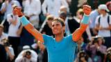 Rafa Nadal books French final showdown with Dominic Thiem