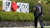 Donald Trump réclame le retour de Moscou au G7