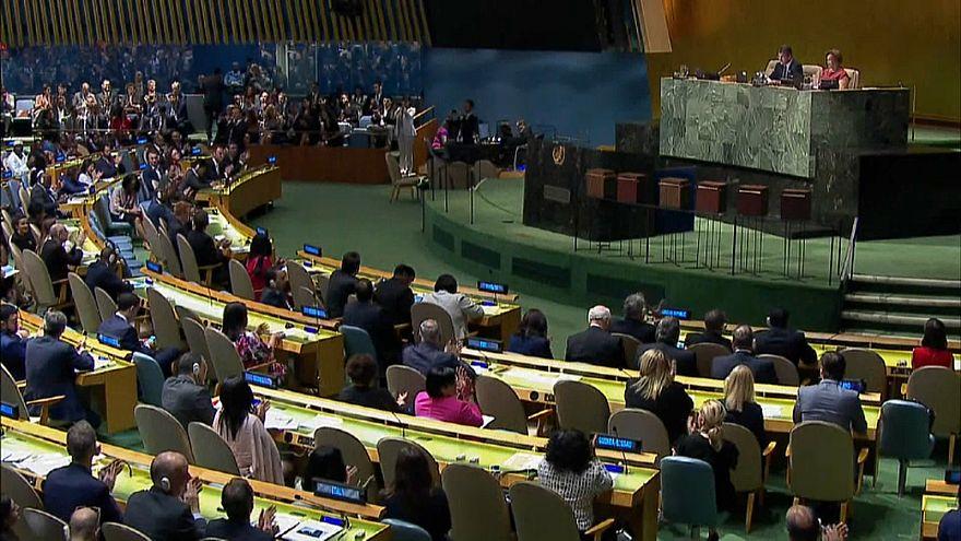 Cinco novos países no Conselho de Segurança da ONU