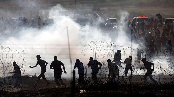 Газа: новые протесты — новые убитые