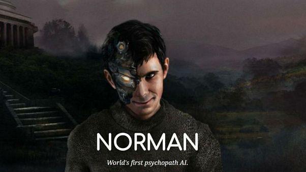 Psikopat robot Norman