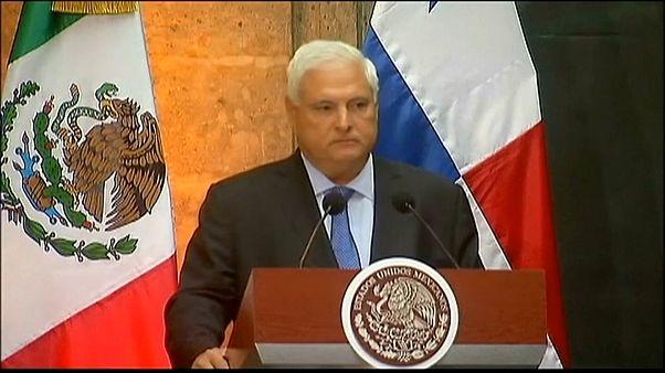 El expresidente de Panamá Ricardo Martinelli en una imagen de archivo