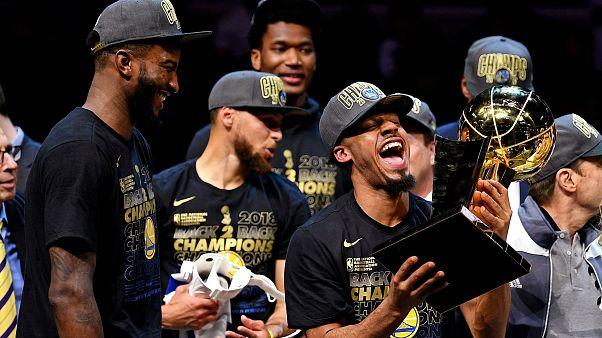 NBA Şampiyonu yeniden Golden State Warriors