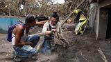 Γουατεμάλα - ηφαίστειο: Δράμα και απόγνωση