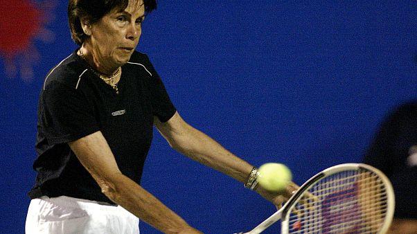"""""""Tennis-Ballerina"""" Maria Bueno stirbt mit 78 Jahren"""