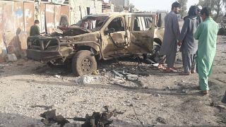 افغانستان؛ ۳۶ کشته در آخرین حملات طالبان پیش از اعلام موافقت با آتش بس