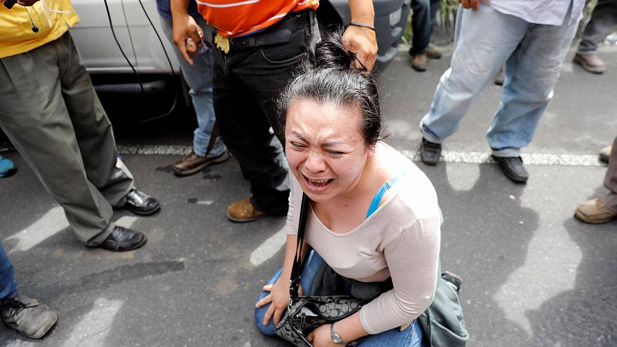 Guatemala trauert und bangt