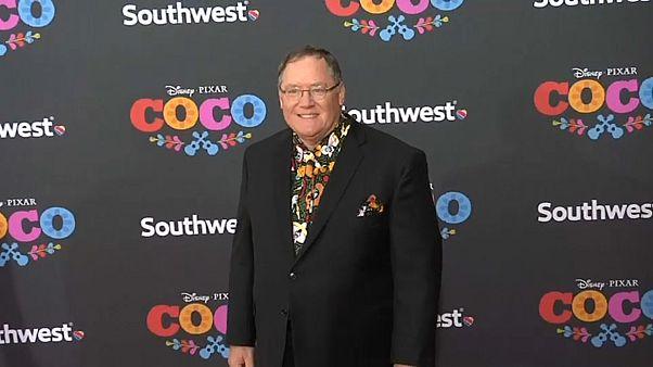 #MeToo: Lasseter vai deixar Pixar e Disney
