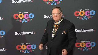 """John Lasseter to leave Pixar after """"missteps"""""""