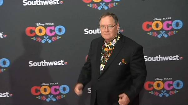 "John Lasseter to leave Pixar after ""missteps"""