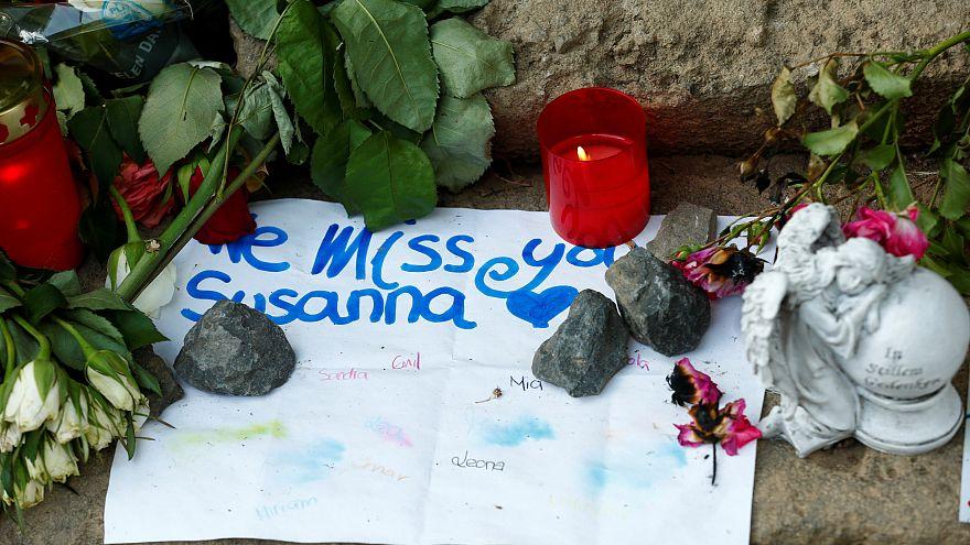 Le meurtrier présumé d'une adolescente extradé vers l'Allemagne