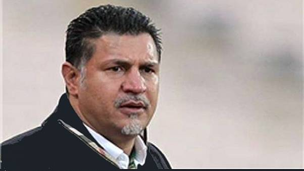 علی دایی کاپیتان و سرمربی سابق تیم ملی ایران (عکس از ایرنا)