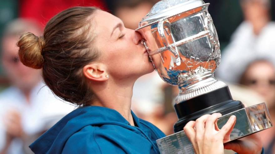 Roland Garros, finale femminile a Simona Halep