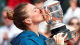 Simona Halep impõe-se sobre Sloane Stephens e vence Roland Garros