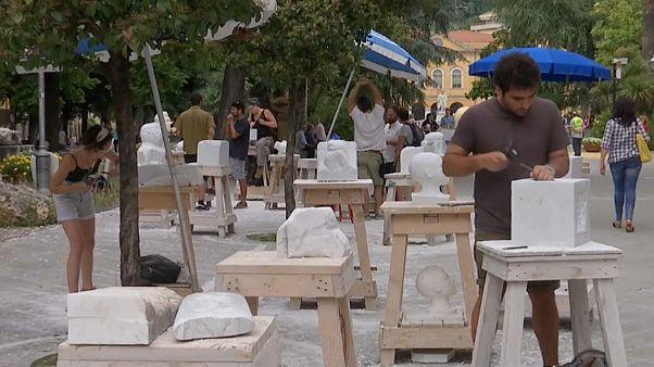 Festival do Mármore em Carrara