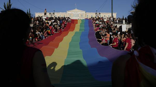 Athens Pride 2018: «Παρούσα» η Αθήνα