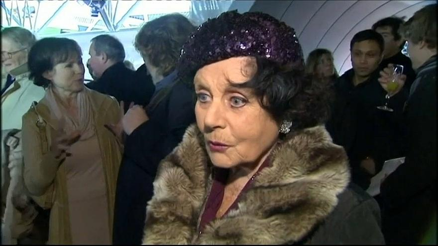 Erstes Bond-Girl Eunice Gayson († 90) ist tot