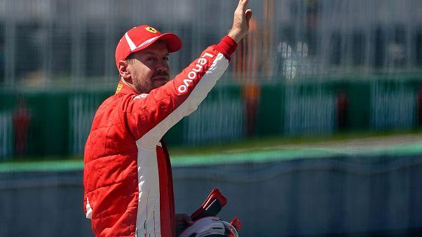 F1: Ο Σεμπάστιαν Φέτελ στην pole του Καναδά
