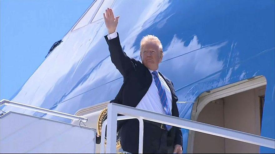 L'imprévisible Trump signe puis retire sa signature du communiqué final du G7