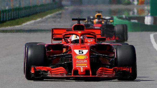 Pole Position para Vettel en el GP de Canadá