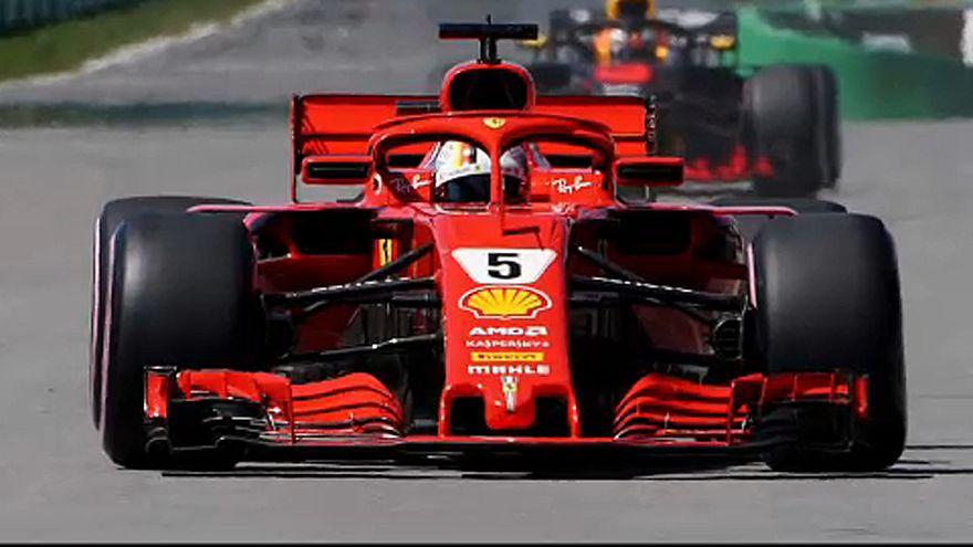 F1: Vettel rajtol az élről