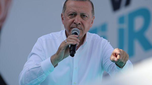 Streit um Moscheen in Österreich: Erdogan droht Kurz