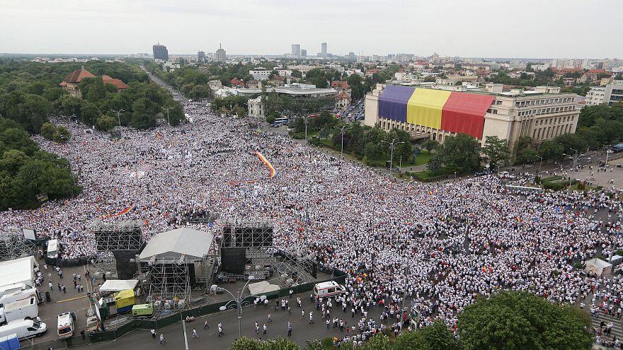 Ρουμανία: Η κυβέρνηση διαδήλωσε κατά του κράτους!