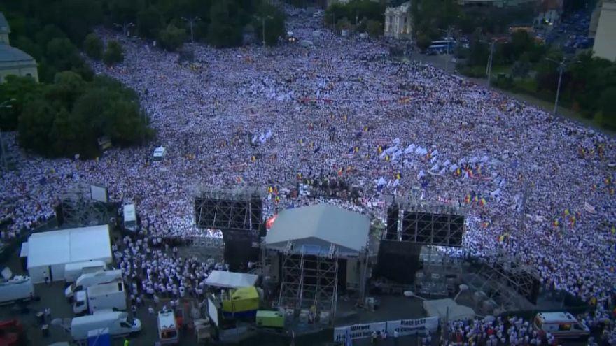 """Los socialdemócratas rumanos, contra la justica """"corrupta"""""""