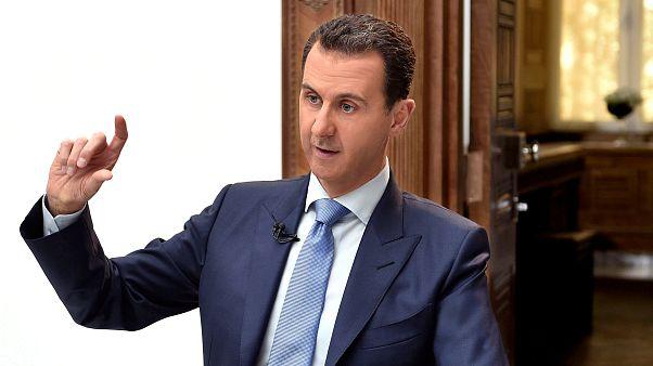 الأسد ينفي التدخل الروسي بقرارات دمشق ويرفض مقارنته ببن سلمان وترامب